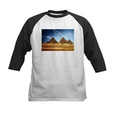 Egyptian Pyramids and Camel Baseball Jersey