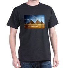 Egyptian Pyramids and Camel T-Shirt