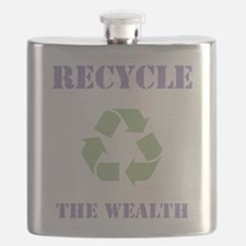 Recycle the Wealth Flask