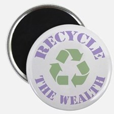 Recycle the Wealth Magnet