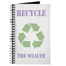 Recycle the Wealth Journal