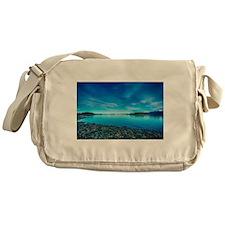 Lake Pukaki Messenger Bag