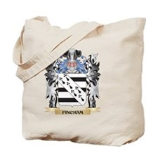 Fincham Coat of Arms - Family Crest Tote Bag