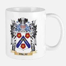 Finlay Coat of Arms - Family Crest Mugs