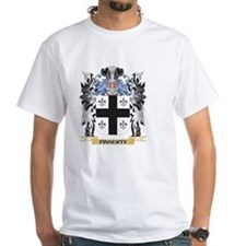 Finnerty Coat of Arms - Family Crest T-Shirt
