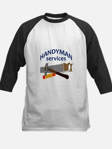 HANDYMAN SERVICES Baseball Jersey
