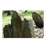 Graveyard Postcards