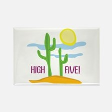 High Five! Magnets