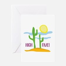 High Five! Greeting Cards