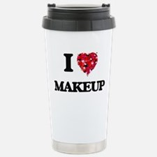 I love Makeup Stainless Steel Travel Mug