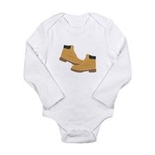 Work Boots Body Suit