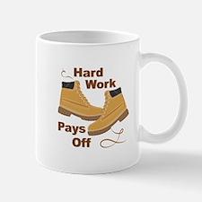 Hard Work Mugs