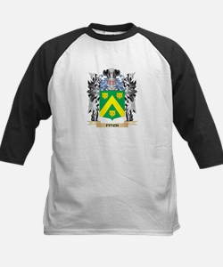 Fitch Coat of Arms - Family Crest Baseball Jersey