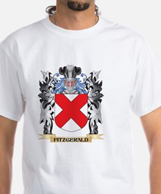 Fitzgerald Coat of Arms - Family Cre T-Shirt