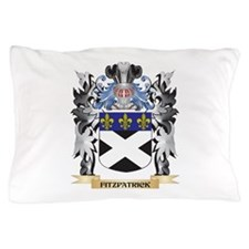 Fitzpatrick Coat of Arms - Family Cres Pillow Case