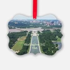 Washington DC Ornament
