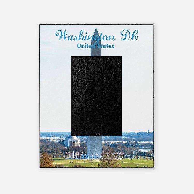 Washington DC Picture Frame