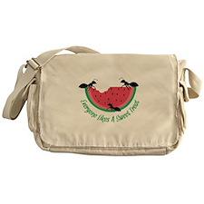 Sweet Treat Messenger Bag