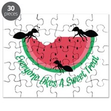 Sweet Treat Puzzle