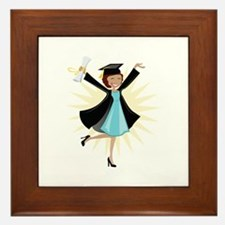 Graduate Framed Tile