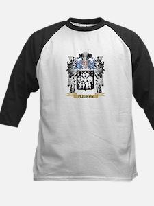 Fleuron Coat of Arms - Family Cres Baseball Jersey