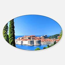 Croatia Treescape Decal