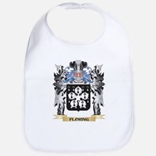 Floring Coat of Arms - Family Crest Bib