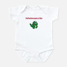 Katherineosaurus Rex Infant Bodysuit