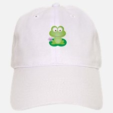 Happy Frog Baseball Baseball Baseball Cap