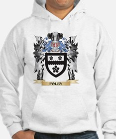 Foley Coat of Arms - Family Cres Hoodie