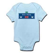 The Hague Roadmarker (NL) Infant Bodysuit
