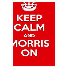 Morris Dancing Poster Poster