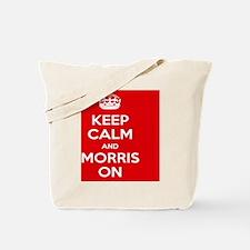 Morris Dancing Mouse pad Tote Bag
