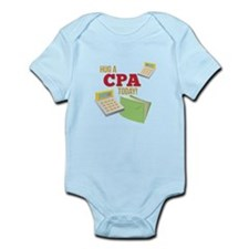 Hug A CPA Body Suit
