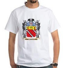 Ford-{Scotland} Coat of Arms - Family Cres T-Shirt