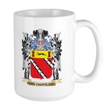 Ford-{Scotland} Coat of Arms - Family Crest Mugs