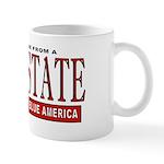 Bush State (Red State) Mug