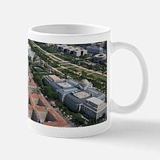 Federal Triangle Washington D.C. Mugs