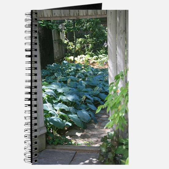 Hosta Garden Journal