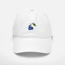 Blueberries Baseball Baseball Baseball Cap