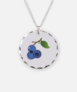 Blueberries Necklace