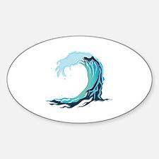 Ocean Wave Decal