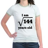 Square root Jr. Ringer T-Shirt
