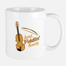 Fiddlin Away Mugs