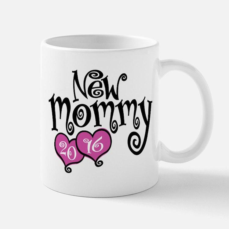 New Mommy 2016 Small Small Mug