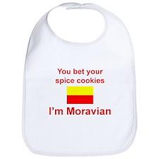 Moravian Spice Cookies Bib