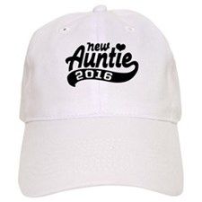 New Auntie 2016 Baseball Cap