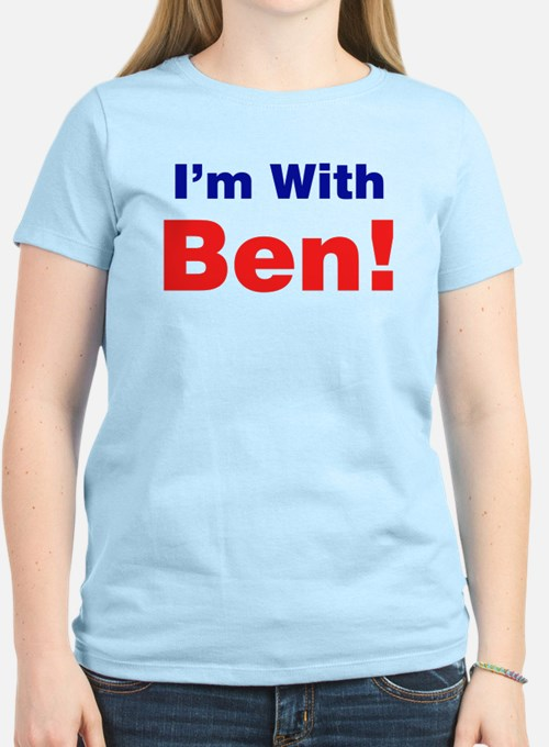 I'm With Ben Carson T-Shirt