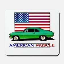 American Muscle Nova Mousepad