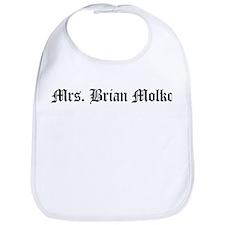 Mrs. Brian Molko Bib